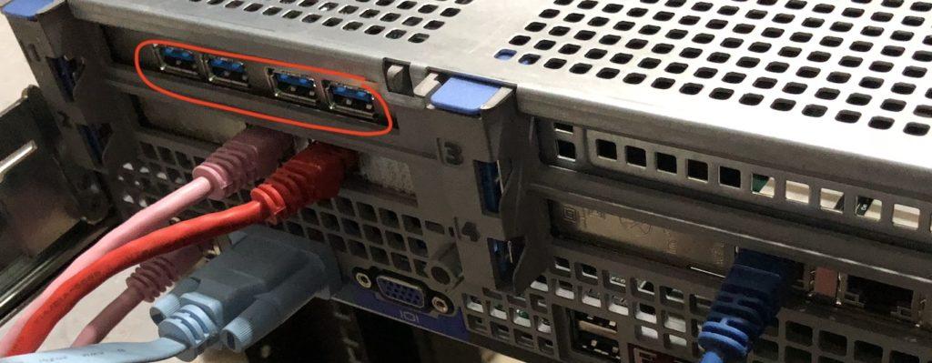 USB-Riser-Card